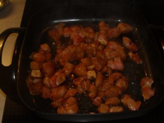 Pfannengerichte: Asiatische Hühnchen-Nudelpfanne - Rezept - Bild Nr. 4