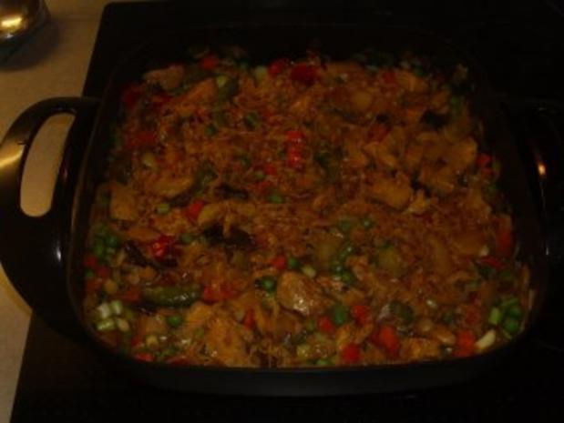 Pfannengerichte: Asiatische Hühnchen-Nudelpfanne - Rezept - Bild Nr. 6