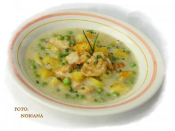 Fisch-Kartoffel-Pfanne - Rezept