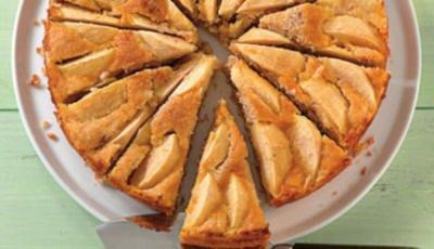 Apfelkuchen spezial - Rezept