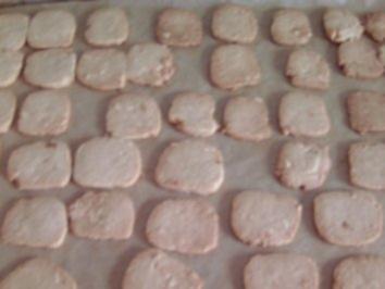 Rezept: Erdnuss-Kekse