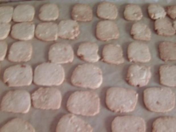 Erdnuss-Kekse - Rezept