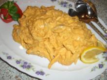 Beschwipster Geflügelsalat - Rezept