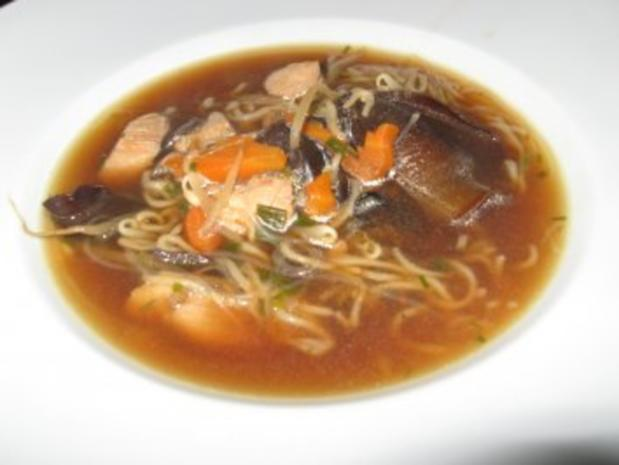 China Suppe - Rezept