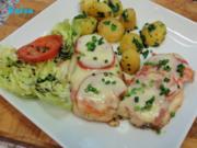 Hühnerschnitzel Yaiza - Rezept