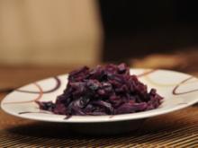 Blaukraut (Rotkohl) - Rezept