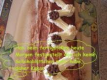 Heidelbeerrolle - Rezept