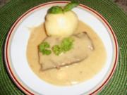 Meerretichsoße mit Rindfleisch - Rezept
