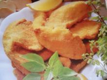 Frittierte Austernpilze - Rezept