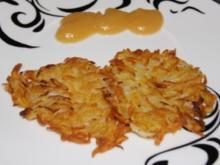 Kartoffelrösti - Rezept