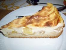 Apfel-Pudding-Kuchen - Rezept
