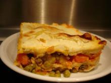 Gemüse Lasagne mal anders - schnell, leicht und lecker:-) - Rezept