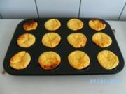 Käsekuchenmuffins - Rezept