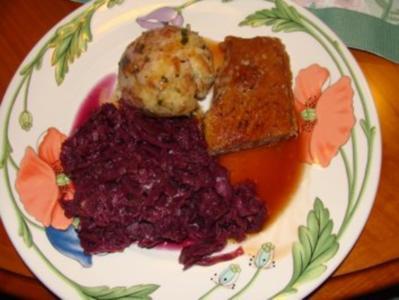 Bauern-Ente, saftig und kross - Rezept