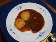 Sauerbraten nach rheinischer Art - Rezept