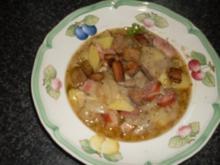 Rheinische Zwiebelsuppe... - Rezept