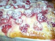 Heiße Erdbeeren - Rezept
