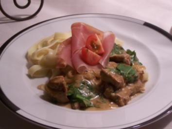 Italienisches Schweinefilet - Rezept