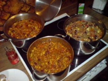 Chili con Carne H-E-X-E Art - Rezept