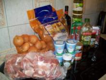 Rippchen mit Kartoffelbrei und Bohnen - Rezept