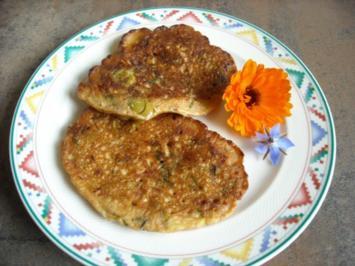 Oliven - Pancake - Rezept