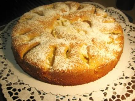 Apfelkuchen - fein ... - Rezept