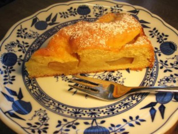 Apfelkuchen - fein ... - Rezept - Bild Nr. 7