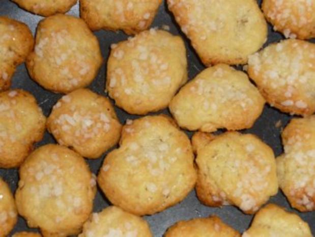 Creme fraiche Kekse - Rezept