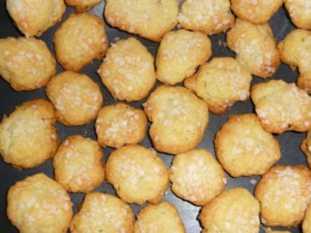 Creme fraiche Kekse - Rezept - Bild Nr. 2