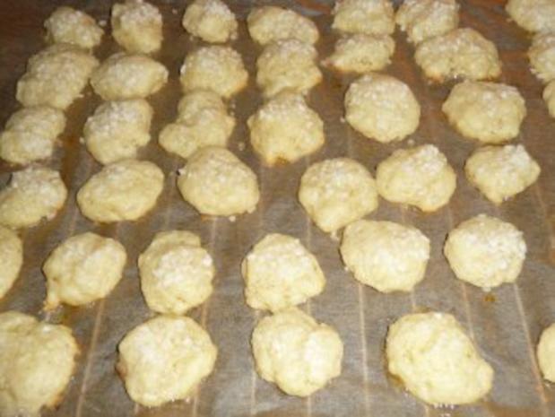 Creme fraiche Kekse - Rezept - Bild Nr. 3