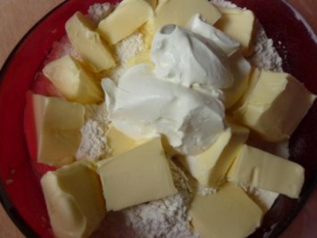 Creme fraiche Kekse - Rezept - Bild Nr. 6