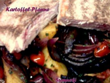 Kartoffel-Pfanne - Rezept