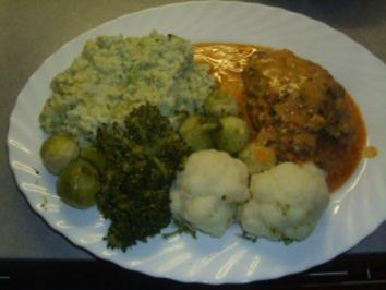 Beilagen: Kartoffel-Kohl-Püree - Rezept