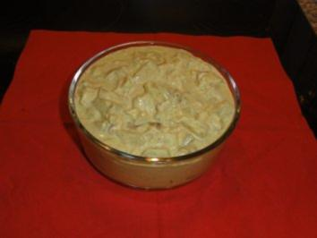 Hühnchen Curry Salat mit Ananas - Rezept