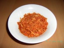 Pasta mit Sauce Bolognese ab 7. Monat - Rezept