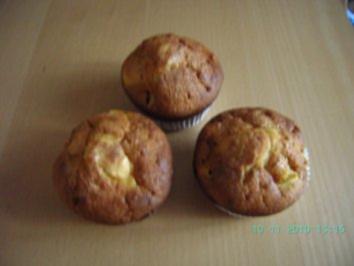 Apfel-Quark-Muffins - Rezept