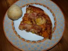 Pizza Barbecue Style - Rezept