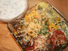 Gemüse-Raclette aus dem Ofen - Rezept