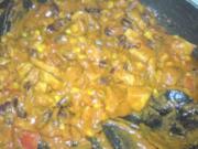 Hähnchen- Tomaten- Sahne-Sauce - Rezept