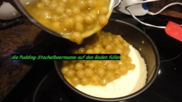 KuchenZwerg : STACHELBEER-TORTE - Rezept - Bild Nr. 6