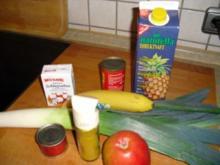 Verdammt leckere Currysauce - Rezept