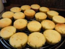Muffin:   ZITRONEN-JOGHURT - Rezept
