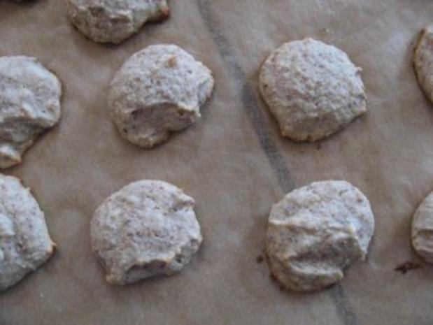 Weihnachtsplätzchen- Frischkäsehappen - Rezept - Bild Nr. 4