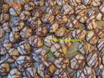 Rezept: Weihnachtsplätzchen- Frischkäsehappen