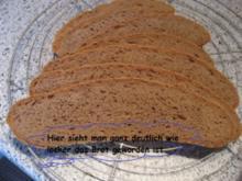 Brot - Dinkel-Roggenollkorn - Rezept