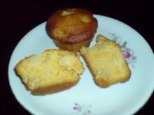Möhren-Ananas-Muffin - Rezept