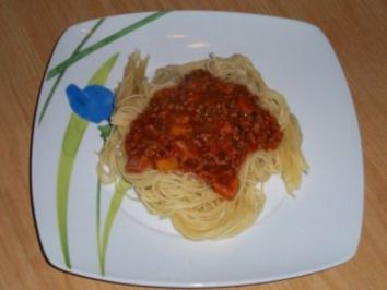"""Spaghetti """"Bologna"""" - Rezept"""