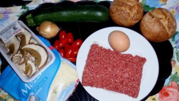 Burger Deluxe - Rezept - Bild Nr. 2