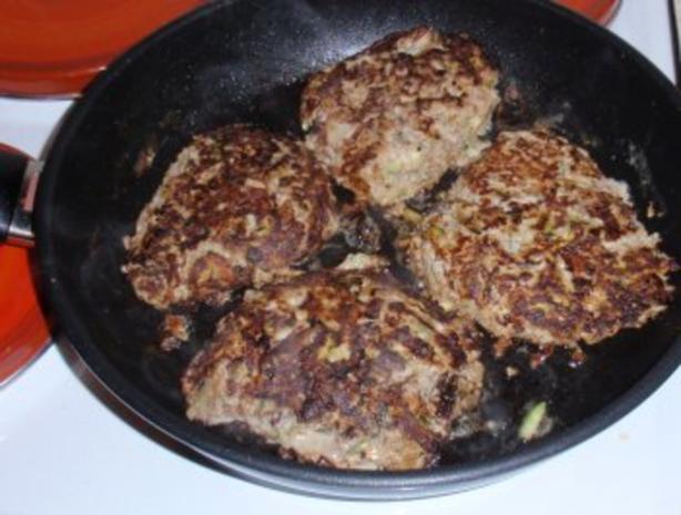Burger Deluxe - Rezept - Bild Nr. 5
