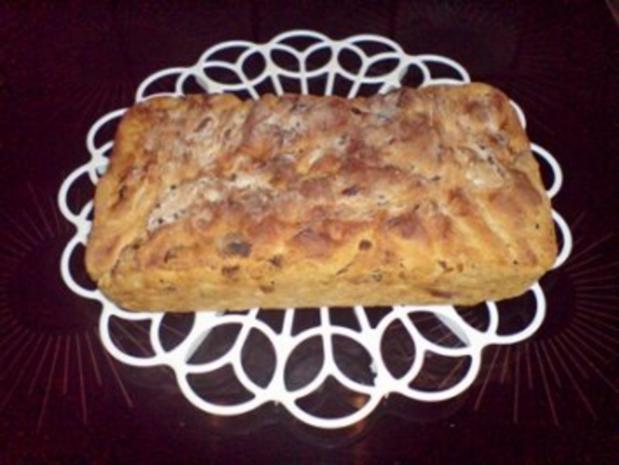 Brot  ~  Kletzenbrot - Früchtebrot - Rezept - Bild Nr. 6